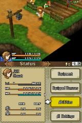 Final Fantasy: Crystal Chronicles - Echoes of Time Nintendo DS Stats