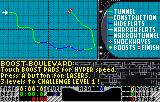 S.T.U.N. Runner Lynx Track/level description has much useful info, such as tips on how to play the track and general gameplay hints.
