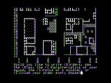Computer Ambush Apple II Map view
