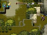 Alundra PlayStation The morning star can be used to destroy these rocks