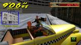 Crazy Taxi: Fare Wars PSP Another customer gets in the crazy taxi (Crazy Taxi 2).