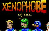 Xenophobe Lynx Some of the original characters ported from the arcade game...