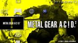 Metal Gear Ac!d 2 PSP Game UMD in PSP XMB