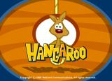 HangARoo Browser Title screen