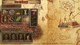 Harry Potter and the Half-Blood Prince PSP Inventory screen
