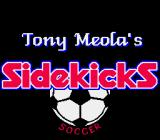 Tony Meola's Sidekicks Soccer SNES Title Screen