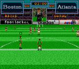 Tony Meola's Sidekicks Soccer SNES The game's about to start