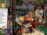 DinerTown Detective Agency Windows Diner