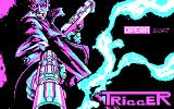 Trigger DOS Title screen