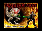 Death from Above Macintosh Main Menu