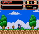 Wonder Boy in Monster World TurboGrafx CD Welcome back to Monster World!