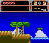 Wonder Boy in Monster World TurboGrafx CD The Islands