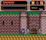 Wonder Boy in Monster World TurboGrafx CD The Castle