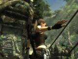 Tomb Raider: Underworld Windows About to fall off a pole.