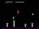 Balloon Fight NES Collect balloons in the bonus round