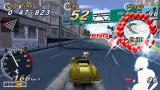 OutRun 2006: Coast 2 Coast PSP Heart Attack Mode: complete given tasks to please your girlfriend in the passenger seat and receive hearts.