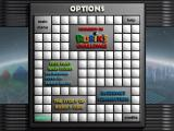 Rubik's Games Windows Options screen