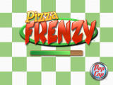 Pizza Frenzy Windows Loading Screen