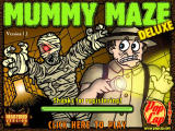 Mummy Maze Deluxe Windows Loading Screen