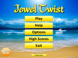 Jewel Twist Windows Main Menu
