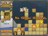 Noah's Ark Deluxe Windows No more moves ... some animals are removed and you lose some points (Strategy mode).