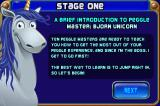 Peggle iPhone Bjorn introduces you to Peggle.