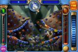 Peggle iPhone Bricks can form ramps to slide down.