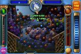 Peggle iPhone Hit a green peg to earn helpful magic powers.
