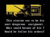 Iron Tank: The Invasion of Normandy NES Part of the opening sequence