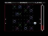 Orb-3D NES You need to clear all of the bubbles on level 1