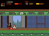Kung Fu II Windows Fighting the first level's boss