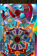 Pinball Fantasies iPhone Billion Dollar Gameshow level