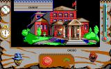 Indiana Jones and The Fate of Atlantis: The Action Game DOS Intro to level one (EGA)