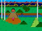 "King's Quest SEGA Master System ""Nobody stands in Graham's way. Wait till I have my goat with me"""