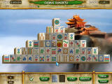 Mahjong Escape: Ancient China Windows Unlocking a tile with my key.