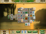 Mahjong Escape: Ancient China Windows A board with a joker tile
