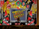 Absolute Pinball DOS Dream Factory table