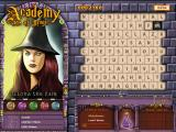 Academy of Magic: Word Spells Windows You must clear obsidian tiles before they clear the left side of the screen.