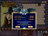 Academy of Magic: Word Spells Windows A black tile got to the left side or I ran ourt of time. Game over.