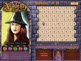 Academy of Magic: Word Spells Windows Playing in time trial mode.