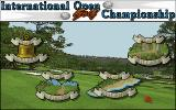International Open Golf Championship DOS Field selection