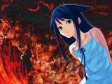 Saya No Uta Windows Gotta wonder how much work was put into those eyes. They carry enough potential drama to power a story half as good as this one.