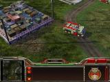 Command & Conquer: Generals Windows This truck is gathering resources, which gives you money (CHINA).