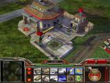 Command & Conquer: Generals Windows The War Factory produces many different vehicles (CHINA).