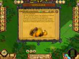 Medieval Conquest Windows A tutorial screen (Polish)