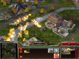 Command & Conquer: Generals Windows The Dragon Tank can ignite enemy troops and the landscape (CHINA).