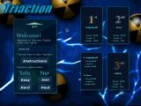 Triaction Windows Main menu