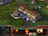 Command & Conquer: Generals Windows The Nuclear Silo can launch a nuclear missile, causing massive destruction (CHINA).