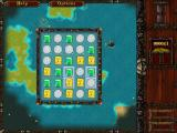 Caribbean Pirate Quest Windows I have created a row of silver coins.