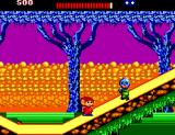 "Alex Kidd: The Lost Stars SEGA Master System Bluehead says ""hello"""